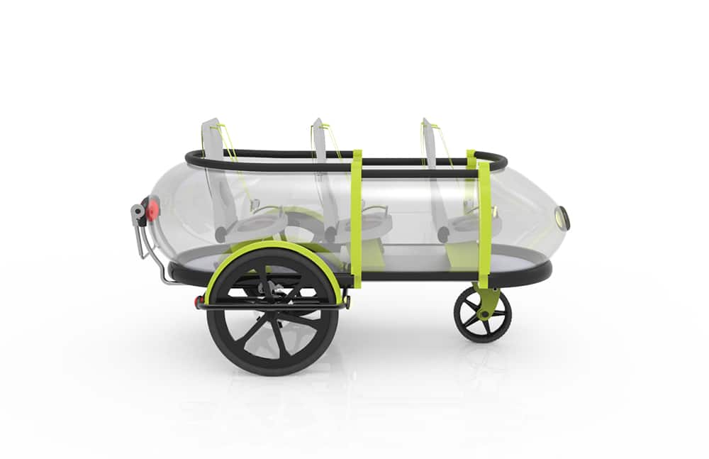 Sidebuddy-with-3-seats-by-Jordi-hans-design-Jonkoping-swedenSB sidebuddy by Sweden and Jordi Hans Design consulting Jönköping Sweden Scandinavian design bicycle trailer convertible bicycle ride cargo trailer innovation_     For bikes_BannerSmall